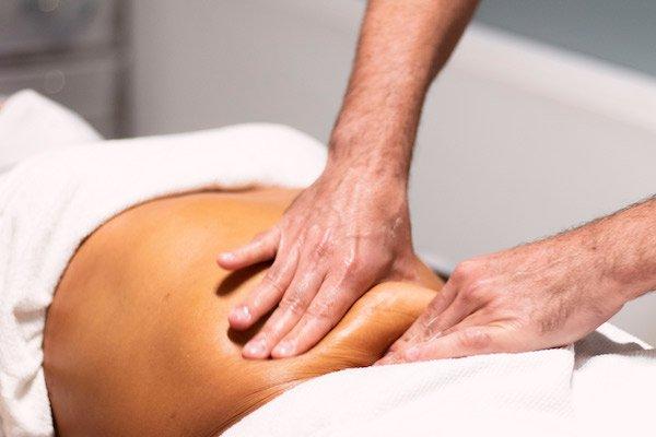 Massagem Modeladora - Pinçamento