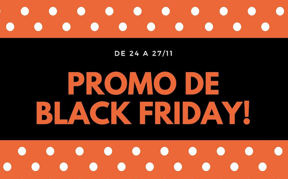 Black Friday no Ensō!