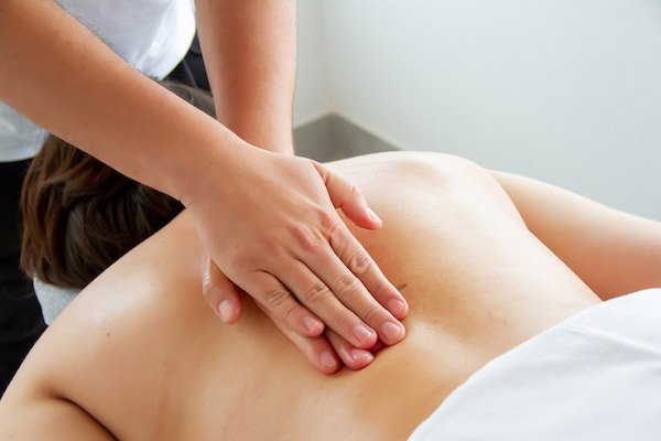 Manobra de Massagem Clássica