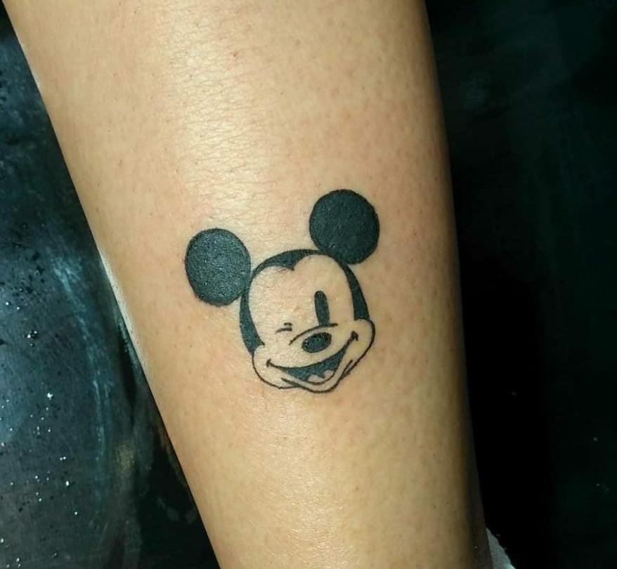Tatuagem Fine Line
