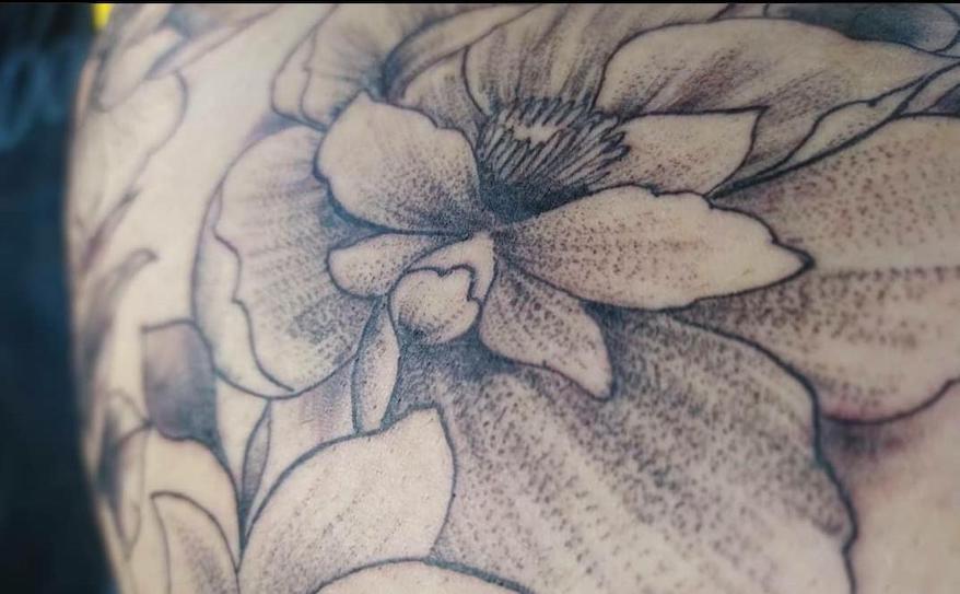 Tatuagem Rastelado