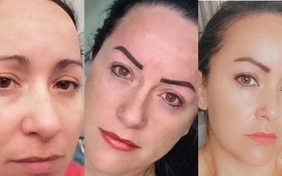Micropigmentação de Sobrancelhas, Olhos e Lábios. Efeito Transformação!